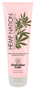 HEMP NATION WHITE PEACH & HIBISCUS BODYWASH