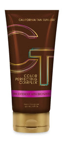 CALIFORNIA TAN - COLOR PROTECTING COMPLEX TAN EXTENDER WITH BRONZER