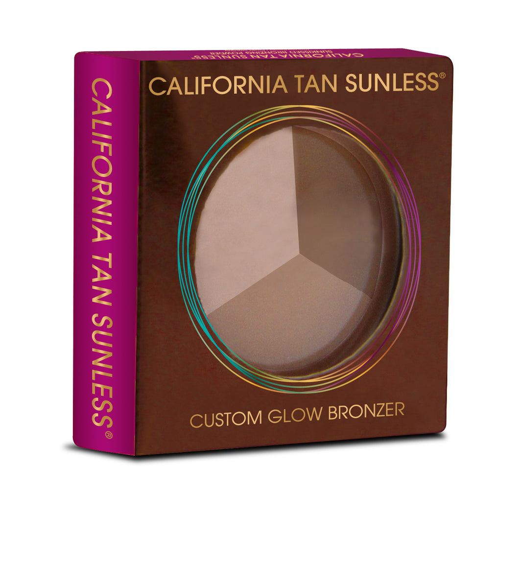 CALIFORNIA TAN - GLOW POWDER BRONZER