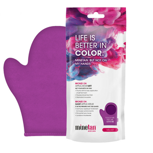 TANNING MOUSSE APPLICATION MITT