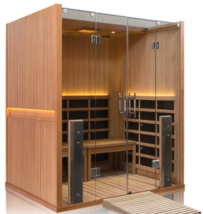 SANCTUARY INFRARED SAUNA