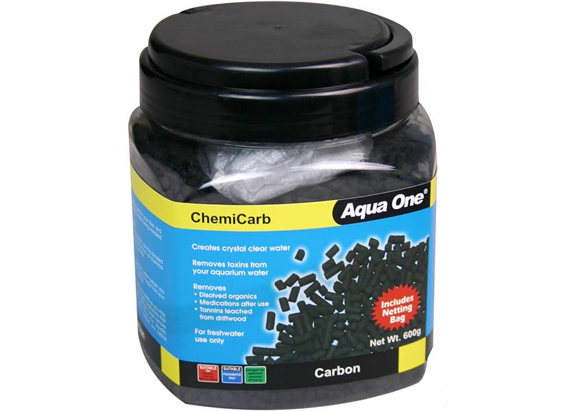 Aqua One ChemiCarb 600g
