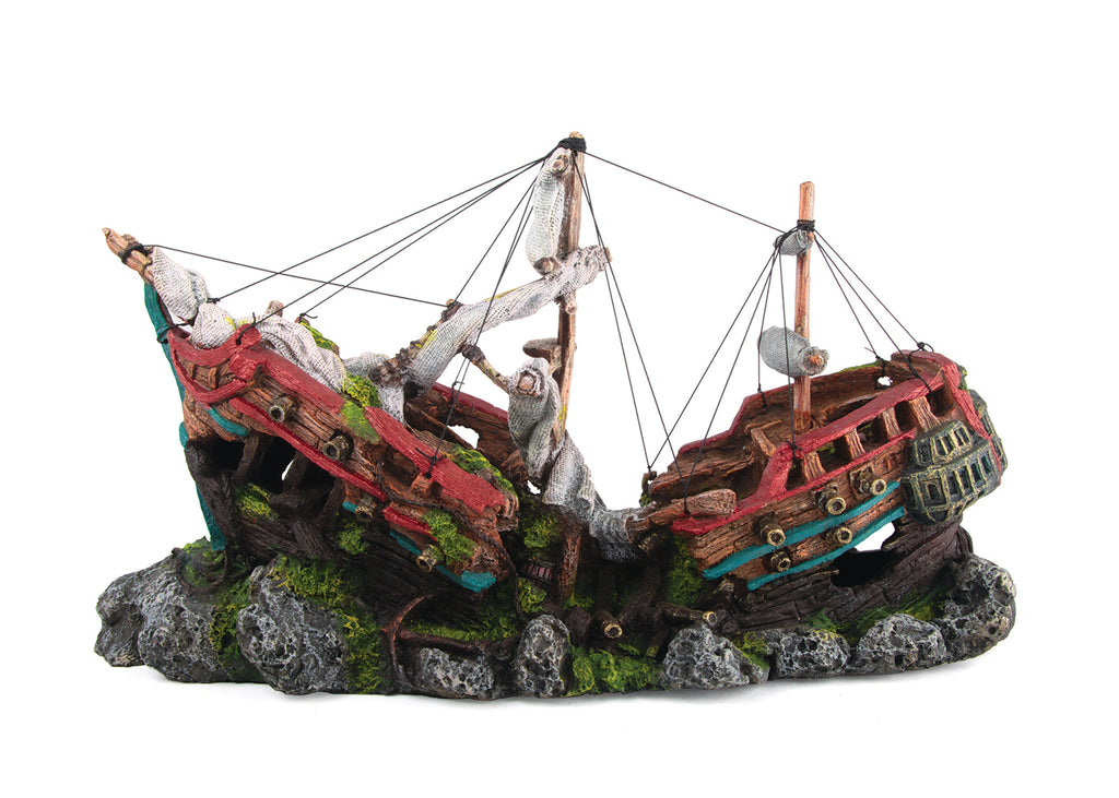 Kazoo Galleon With Cannons & Air
