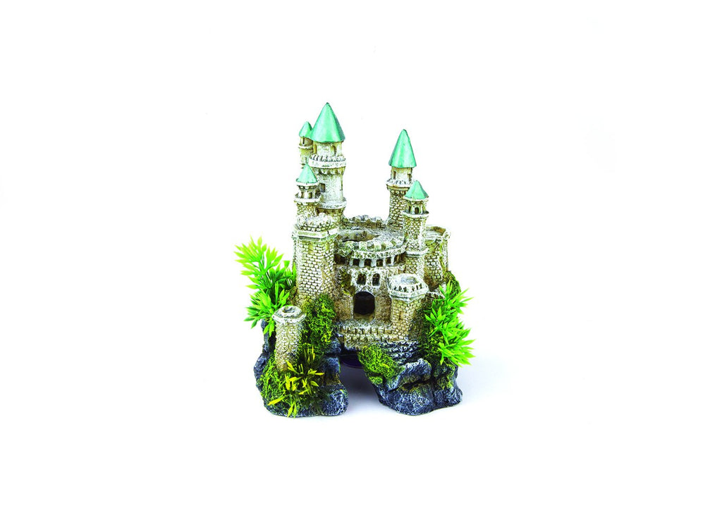 Kazoo Castle With Plant and Green Roof