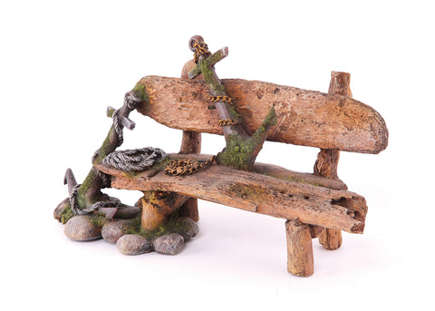 Kazoo Bench With Anchor
