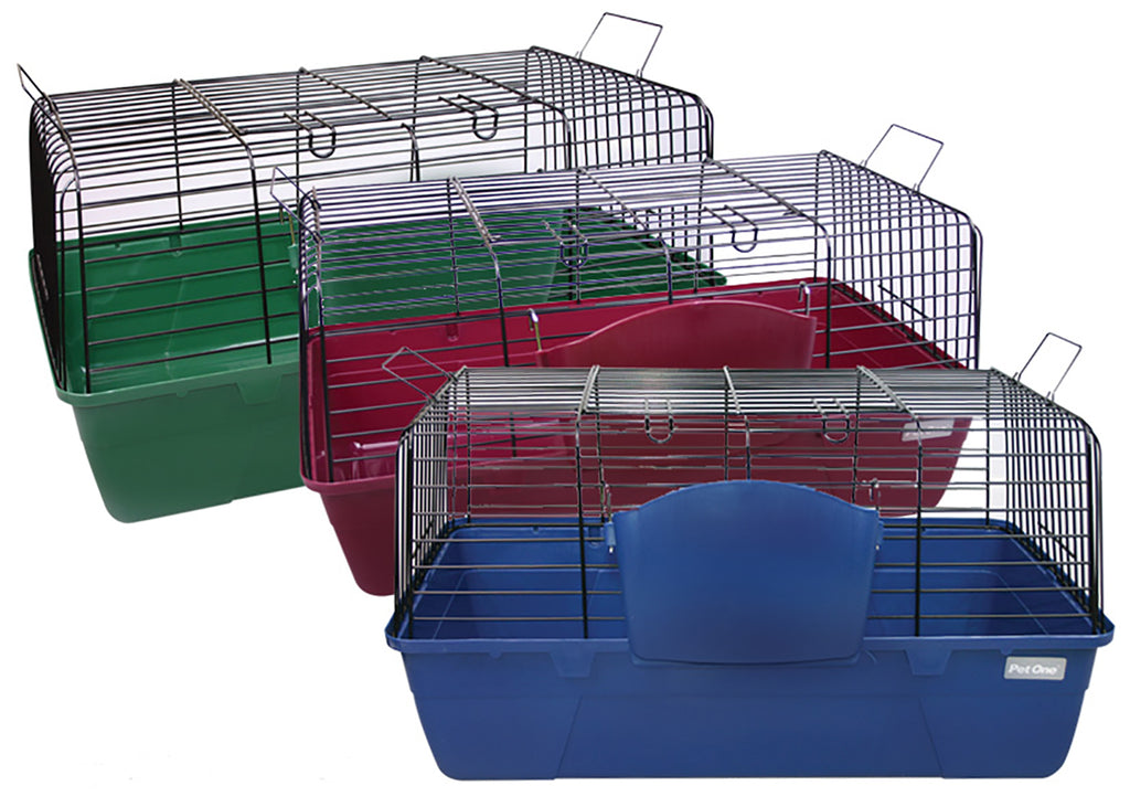 Pet One 1911 Small Animal Cage 60cm x35cm x 33.5cm
