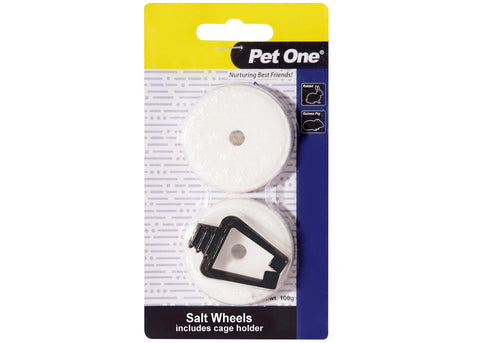 Pet One Salt Lick With Clip