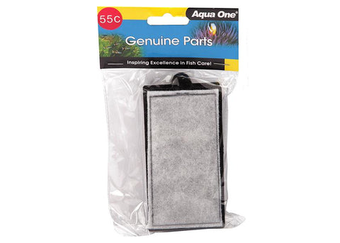 Aqua One Carbon Cartridge 55C for 280 ClearView and AquaStart 320