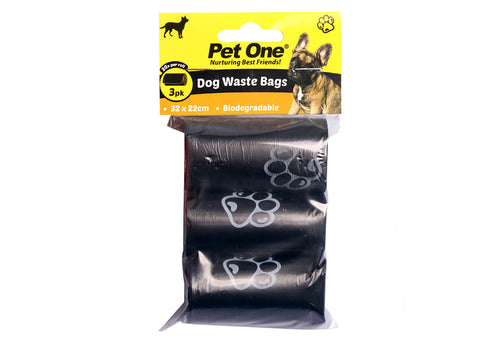 Pet One Biodegradable Doggy Waste Bags