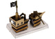 JW Activair Pirate Ship (16cm x 9cm x 13cm)