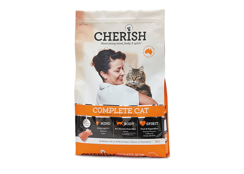 Cherish Complete Cat