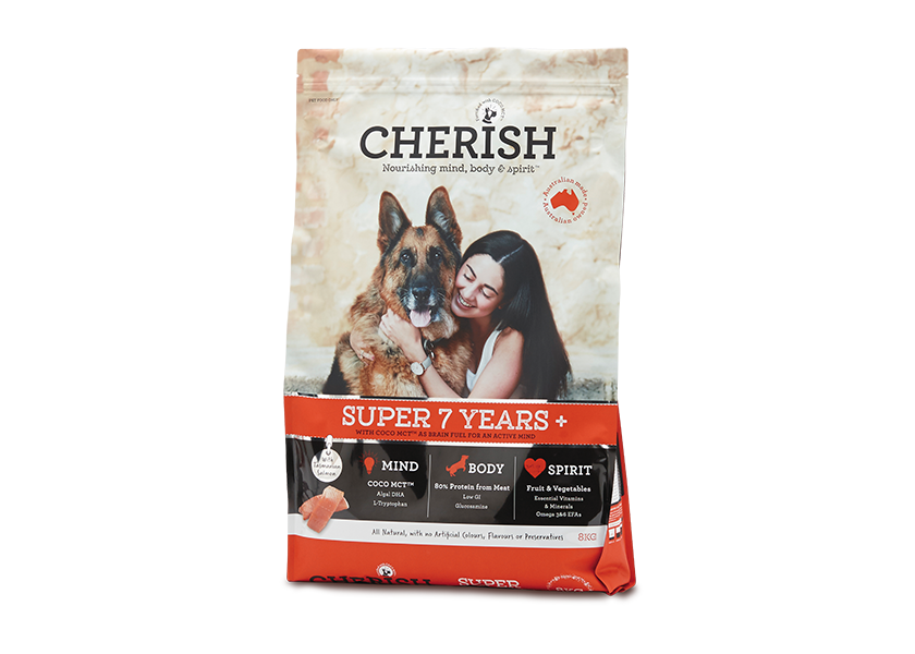 Cherish Super 7 Years+