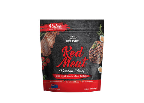 Absolute Holistic Red Meat Air Dried Dog Food