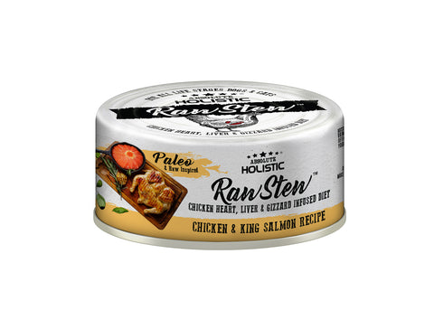 Absolute Holistic RawStew Cat Chicken & Shellfish Wet Food