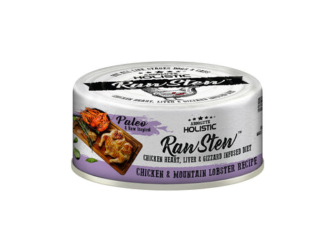 Absolute Holistic RawStew Cat Chicken & Mountain Lobster Wet Food