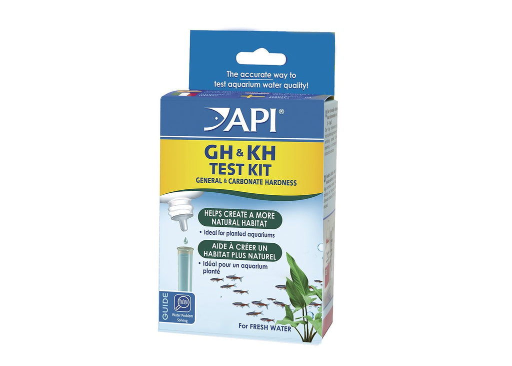 API GH and KH Test Kit