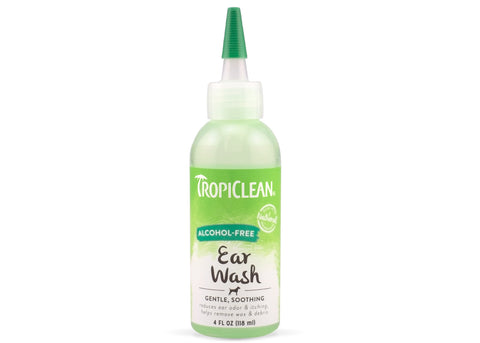 Tropiclean Alcohol Free Ear Wash