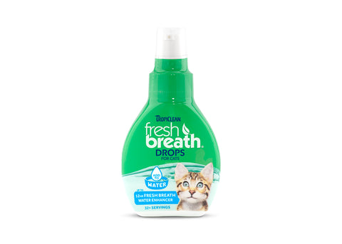 Tropiclean Fresh Breath Droplets