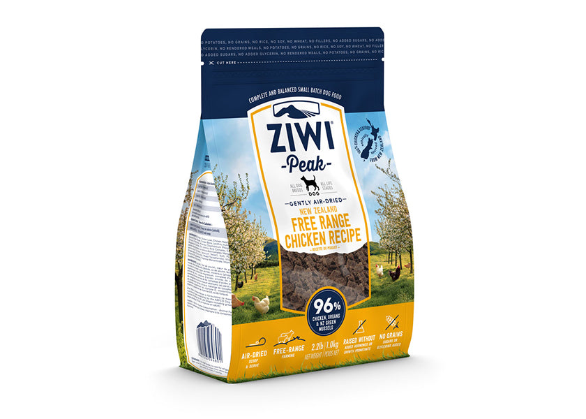 Ziwi Peak Dog Air Dried Chicken