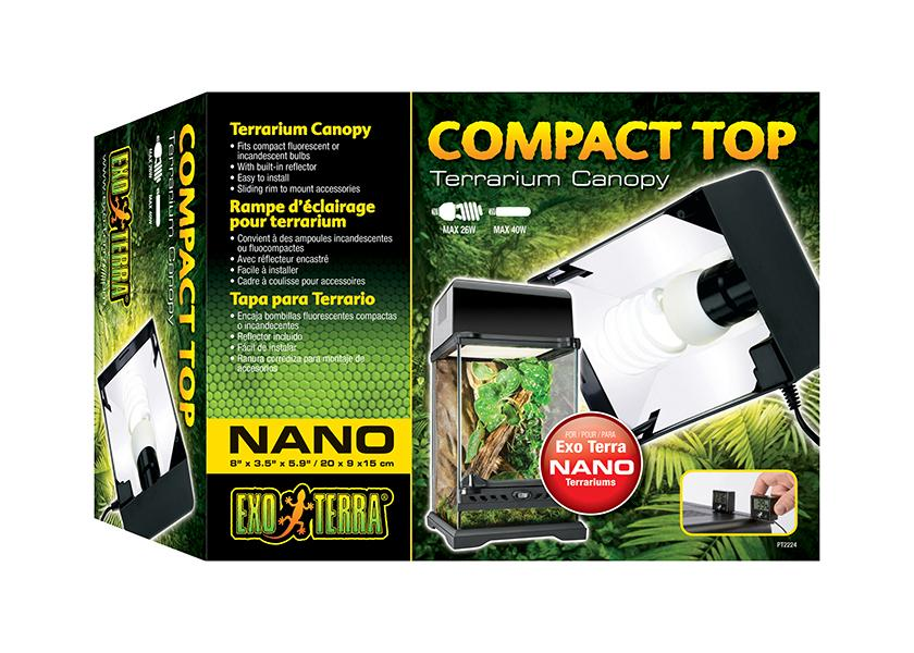 Exo Terra Compact Light Unit