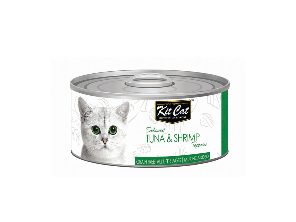 Kit Cat Tuna & Shrimp Wet Food