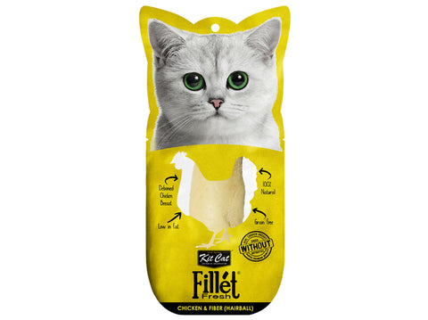 Kit Kat Chicken & Fiber (Hairball) Wet Food