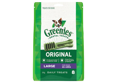 Greenies Dog Large Original Treat Pack