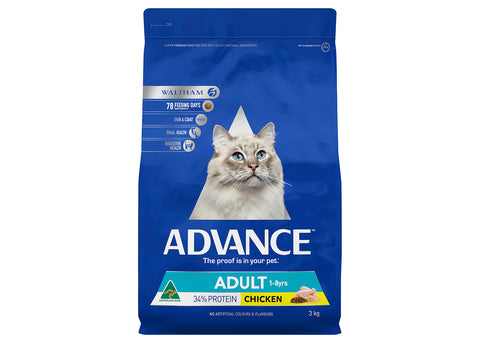 Advance Cat Total Well Being Chicken