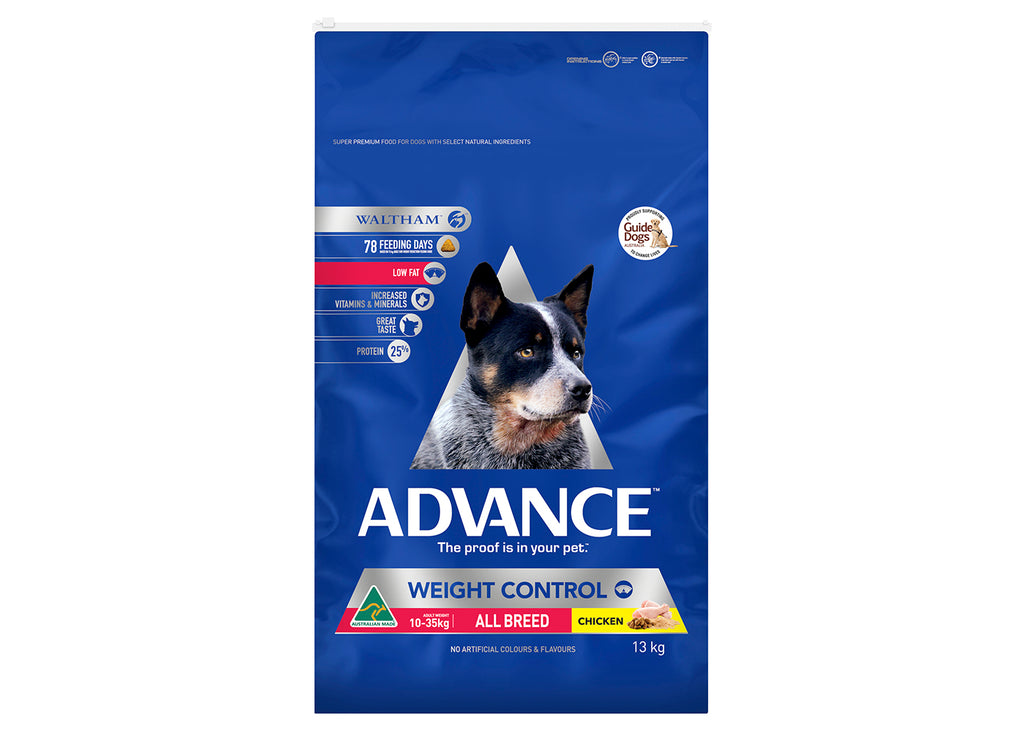 Advance Adult Dog Weight Control All Breed