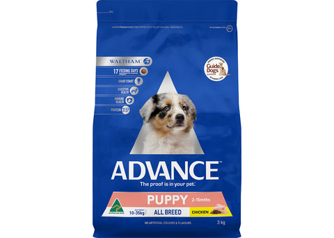 Advance Puppy All Breed Growth Chicken