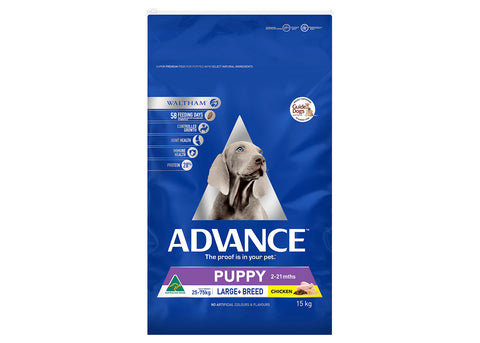 Advance Puppy Growth Large Breed