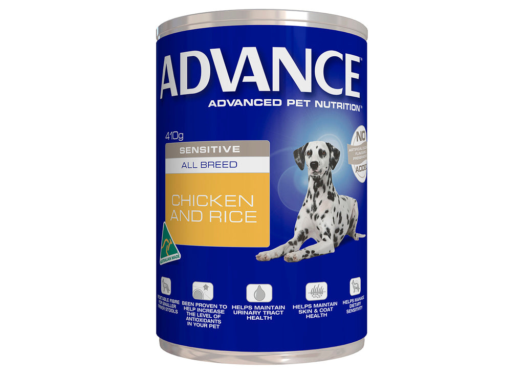 Advance Dog Adult All Breed Sensitive Chicken & Rice