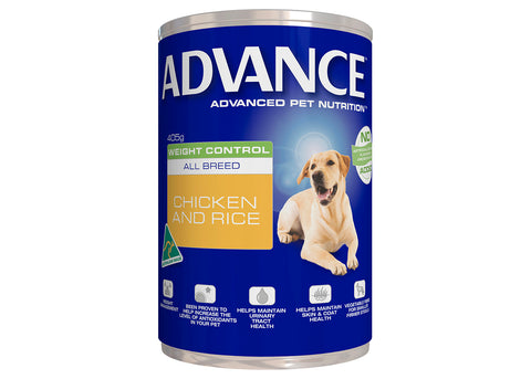 Advance Adult Dog All Breed Weight Control