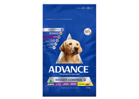 Advance Adult Dog Weight Control Large