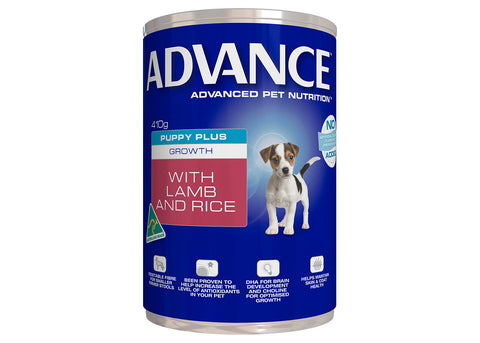 Advance Puppy Plus Growth Lamb & Rice