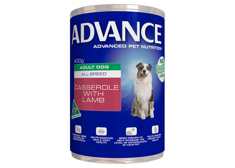 Advance Adult Dog All Breed Lamb Casserole