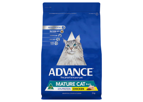 Advance Cat Mature Chicken