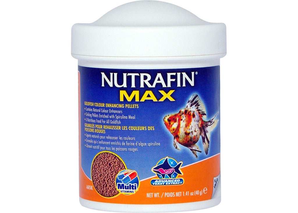 Nutrafin Max Goldfish Colour Pellets