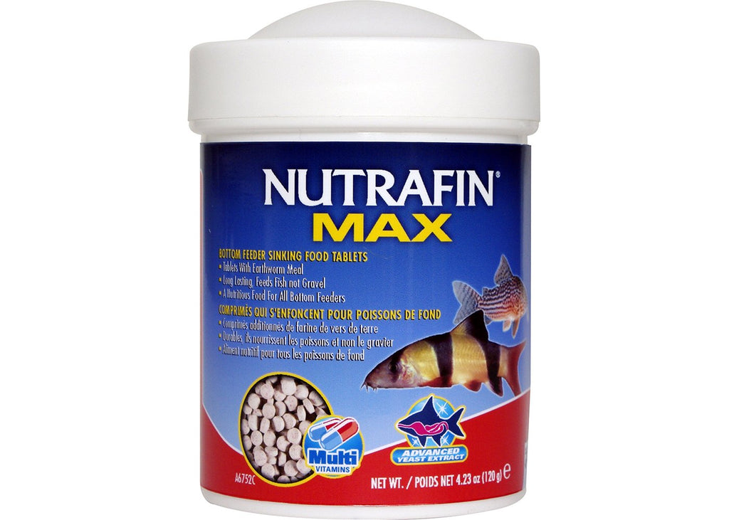 Nutrafin Max Sinking Food Tablets