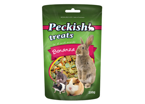 Peckish Small Animal Bonanza Treat