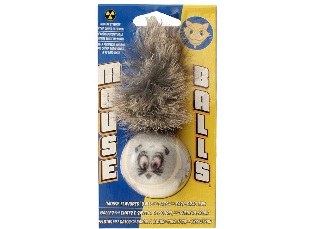 Petsport Catnip Mouse Ball With Tail