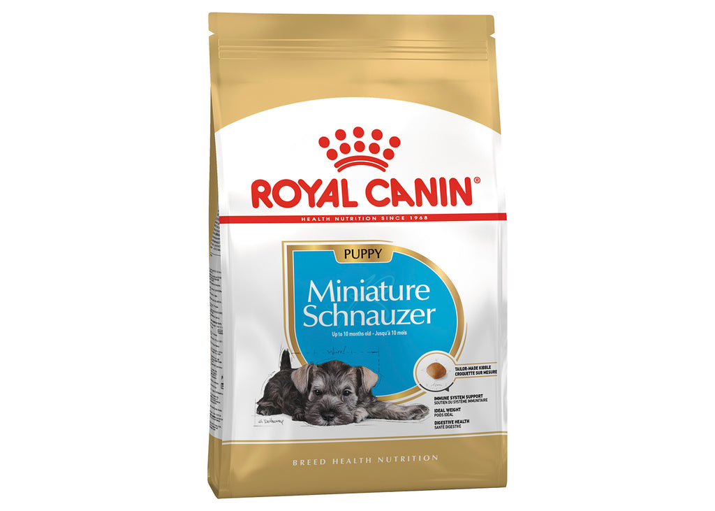 Royal Canin Minature Schnauzer Junior