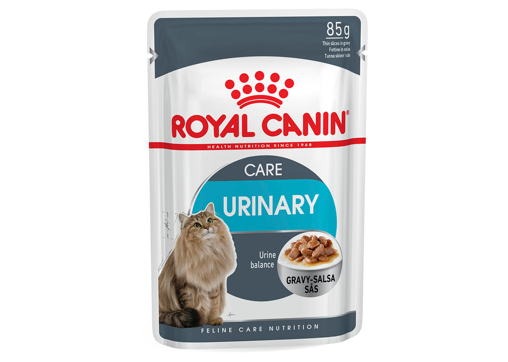 Royal Canin Urinary Care Cat Chunks in Gravy Pouch