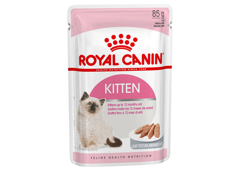 Royal Canin Kitten Loaf Pouch