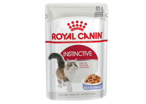 Royal Canin Adult Instinctive Chunk in Jelly Pouch