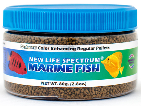Spectrum Marine Fish Regular Sinking (1-1.5mm)