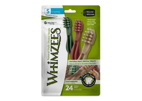 Whimzees Toothbrush Star - Small