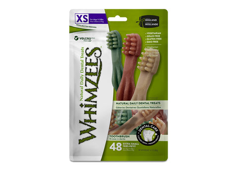 Whimzees Toothbrush Star - Extra Small