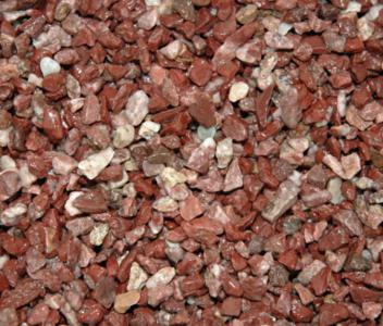 Kirby Blood Red Gravel 4-6mm
