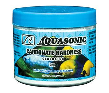 Aquasonic Carbonate Hardness Generator